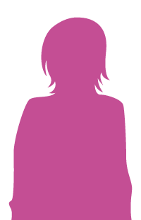 silhouette-fille-violette